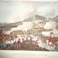 Arte: BATALLA DEL BIDASOA - 9 OCTUBRE 1813 - MILITAR - GUERRA DE LA INDEPENDENCIA. Lote 57418833