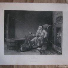 Arte: THE ENTHUSIAST. EL ENTUSIASTA. Lote 57470188