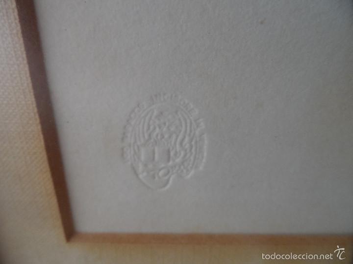 Arte: Aguafuerte italiano firmado - Foto 3 - 57534585