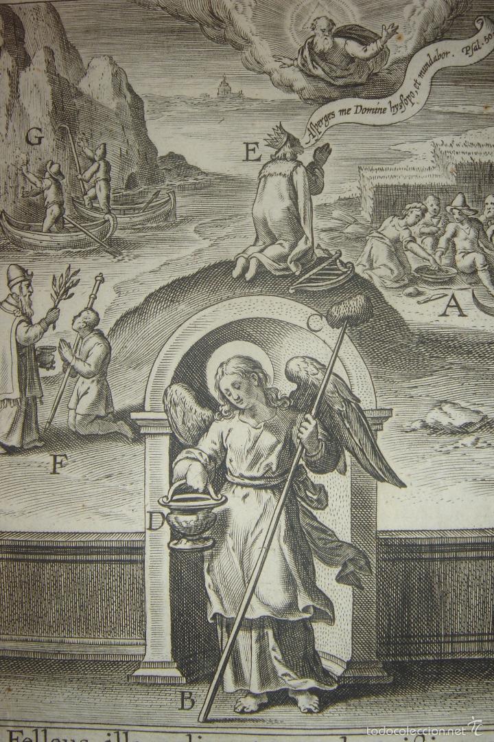 grabado iconografía pasión de cristo, original, - Comprar Grabados ...