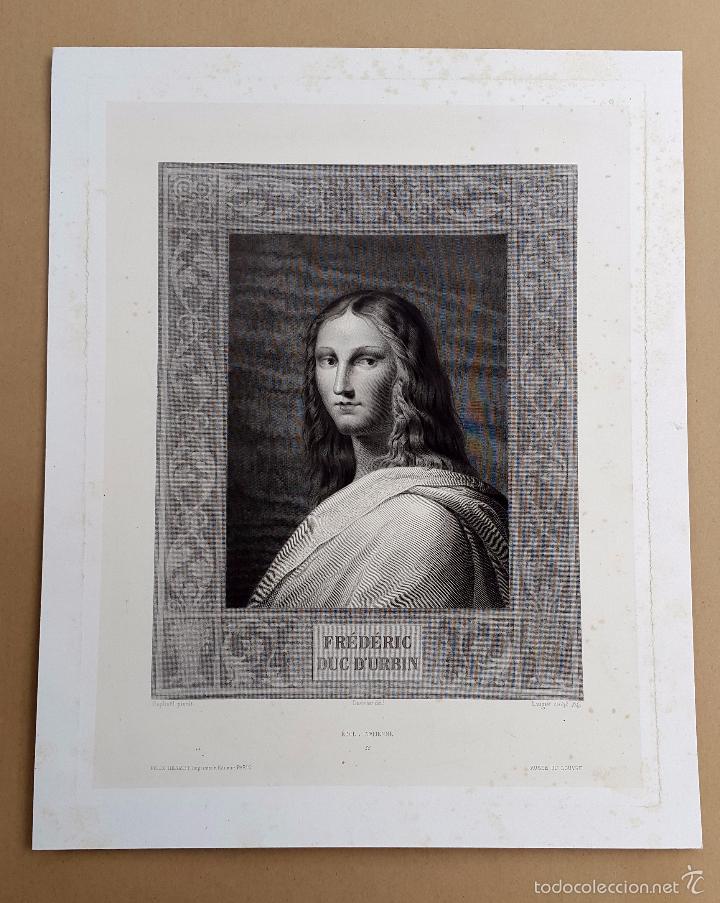 Arte: RAPHAEL - MUSÉE DU LOUVRE - ED. FELIX HERMET - Foto 2 - 59002565