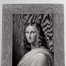 Arte: RAPHAEL - MUSÉE DU LOUVRE - ED. FELIX HERMET. Lote 59002565