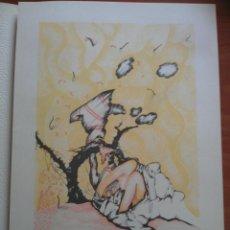 Arte: ARRANZ BRAVO - BARTOLOZZI - OBRA GRÁFICA 1972. Lote 81842719
