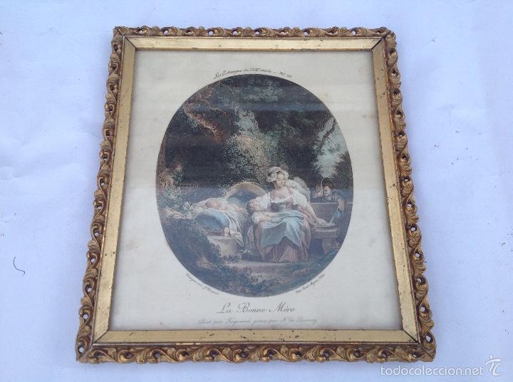 GRABADO FRANCÉS. S. XIX (Arte - Grabados - Modernos siglo XIX)