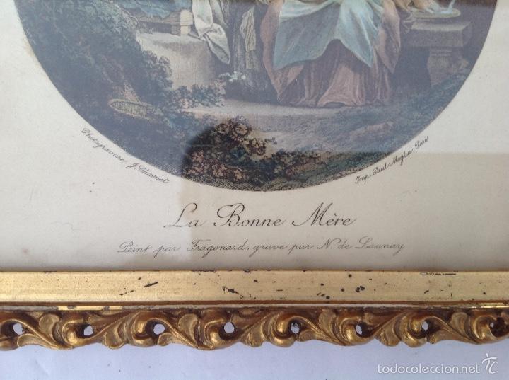 Arte: Grabado francés. S. XIX - Foto 2 - 60457287