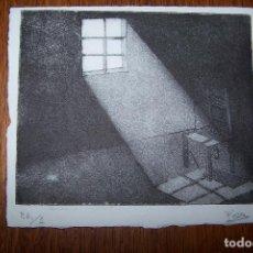 Arte: GRABADO DE AUTOR DESCONOCIDO. MEDIDAS: 18 X 15 CM.. Lote 61430323