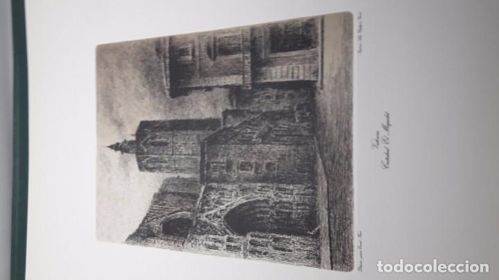 Arte: CARPETA VERDE COMPLETA 12 LAMINAS - GRABADOS DE ERNEST FURIO 66X50 CM. - Foto 4 - 63801435