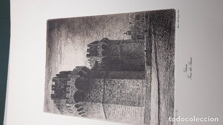 Arte: CARPETA VERDE COMPLETA 12 LAMINAS - GRABADOS DE ERNEST FURIO 66X50 CM. - Foto 6 - 63801435