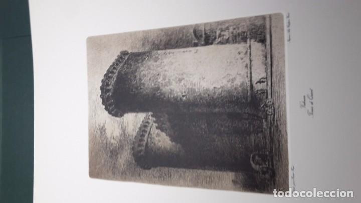 Arte: CARPETA VERDE COMPLETA 12 LAMINAS - GRABADOS DE ERNEST FURIO 66X50 CM. - Foto 7 - 63801435