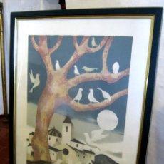 Arte: 72 CM - RAMON LLOVET . COLOMS (BARCELONA 1917-1987). Lote 63975479