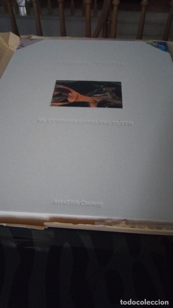 Arte: Libro de grabados. El cubismo como pretexto de Manolo Valdes - Foto 4 - 64097259