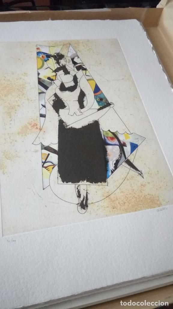 Arte: Libro de grabados. El cubismo como pretexto de Manolo Valdes - Foto 5 - 64097259