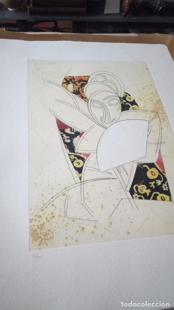 Arte: Libro de grabados. El cubismo como pretexto de Manolo Valdes - Foto 6 - 64097259