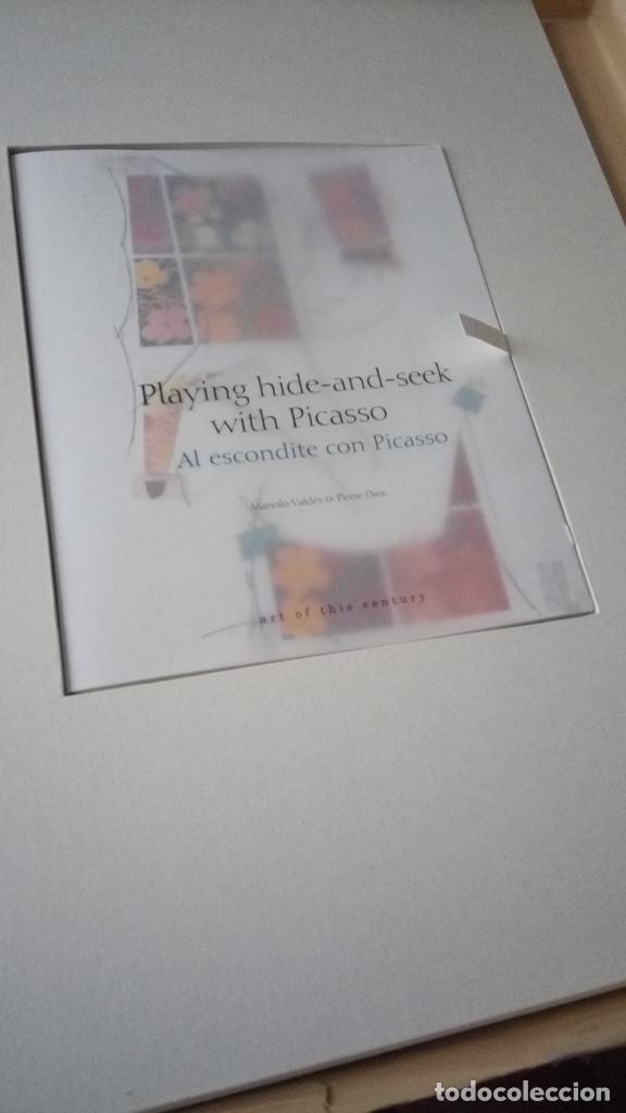 Arte: Libro de grabados. El cubismo como pretexto de Manolo Valdes - Foto 8 - 64097259