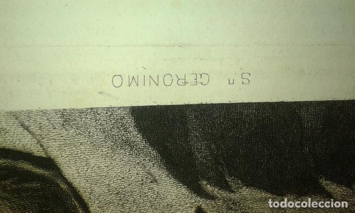 Arte: Grabado aguafuerte. Eugenio de Lemus y Olmo, Tristán. El grabador al aguafuerte. Año 1876. - Foto 7 - 64710183