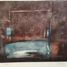 Arte: GRABADO DE G. VIDAL ORIGINAL. Lote 66233886