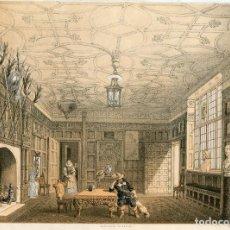 Arte: ON STONE BY W. WALTON LITOGRAFIA DE M&N HANHART, 1858, DIBUJÓ F.W. HULME.. Lote 67334209
