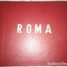 Arte: RACCOLTA DELLE PRINCIPALI VEDUTE DI ROMA INCISE NEL 1841 PRESSO DOMENICO MUCCI GRABADOS. Lote 67775609