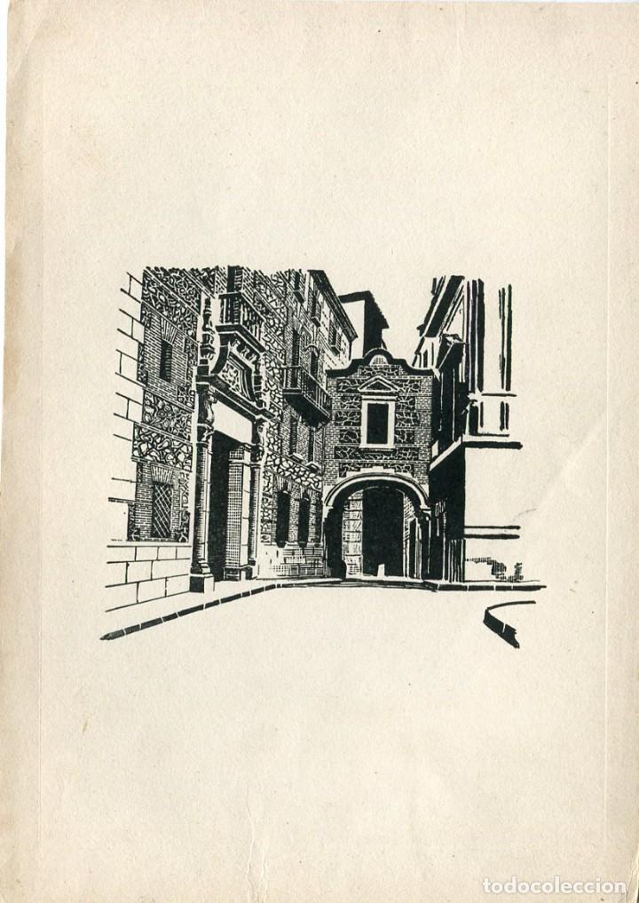 ciudad grabado por pedro marco - Comprar Grabados Contemporáneos ...