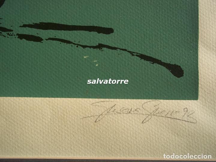 susana guerra mejias.serigrafia. 8/50. tenerife - Comprar Grabados ...