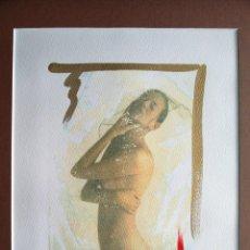 Arte: ENRIC AROMI -- OBRA FIRMADA Y NUMERADA 72/100 -- CERTIFICADO AUTENTICIDAD . Lote 69921277