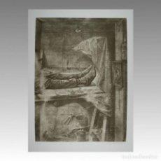 Arte: EN EL TALLER (1972) - LOPEZ HERNANDEZ, JULIO. Lote 54239708