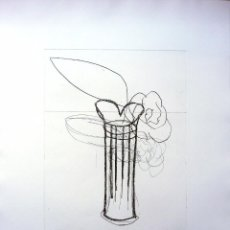Arte: GRABADO ORIGINAL DE HERNÁNDEZ PIJUAN, FIRMADO Y NUMERADO. Lote 72782219