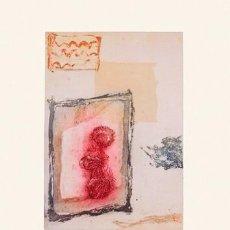 Arte: GRABADO ORIGINAL DE GEMMA MOLERA, FIRMADO Y NUMERADO. Lote 72926843