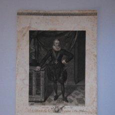 Arte: RARO GRABADO DE 1788 HENRI QUATRE, DE LA GALERIE DE SAS MONSEIGNEUR LE DUC D'ORLEANS. Lote 73732715
