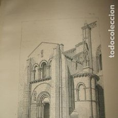 Arte: LEON SAN ISIDORO GRABADO 1869. Lote 73793031