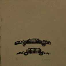 Arte: ELISABETH SABALA (1956). Lote 74394507