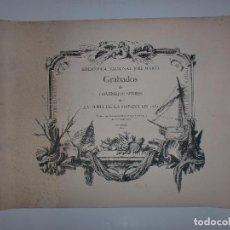 Arte: GRABADOS DE DOMINIQUE SERRES SOBRE LA TOMA DE LA HABANA EN 1762. BIBLIOTECA NACIONAL JOSE MARTI.. Lote 76055691