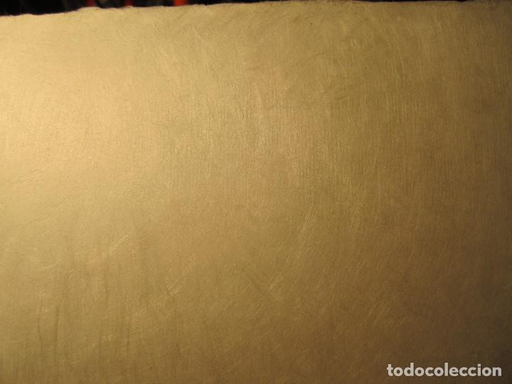 Arte: Joan Miró. Grabado original firmado y numerado.Quelques fleurs pour des amis 1964 - Foto 4 - 76707759