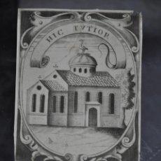 Arte: CRISTOFORO BIANCHI GRABADO IDEA DE UN PRINCIPE POLITICO CRISTIANO SAAVEDRA FAJARDO 1649. Lote 78032597