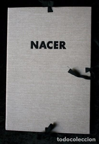 NACER - GRABADOS DE JOSEP ASUNCION- GEMMA GUASCH - RAMON MASSANA - XAVIER SANCHEZ - PILAR VALERIANO (Arte - Grabados - Contemporáneos siglo XX)