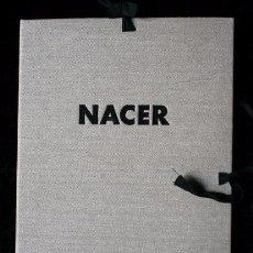 Arte: NACER - GRABADOS DE JOSEP ASUNCION- GEMMA GUASCH - RAMON MASSANA - XAVIER SANCHEZ - PILAR VALERIANO. Lote 78117749