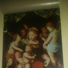 Arte: OFERTA LA VIRGEN DE LIRIO, TABLA ITALIANA ATRIBUIDA A LEONARDO DE VINCI.. Lote 78380173