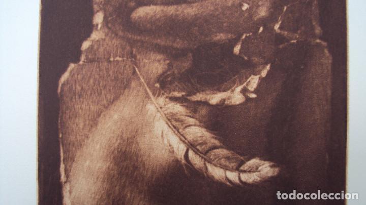 Arte: GRABADO DE JOAN CASTEJON, FIRMADO Y NUMERADO AÑO 1981 - Foto 3 - 119300858