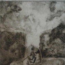Arte: JAVIER HERMIDA NACE EN ALCALÁ DE GUADAÍRA (SEVILLA), EN 1962.. Lote 80953464
