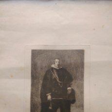 Arte: GRABADO DE JOSE JUAN MARTINEZ DE ESPINOSA. 1876.. Lote 81239143