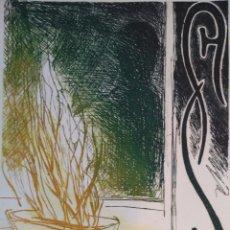 Arte: JOSEP NIEBLA. AGUAFUERTE FIRMADO Y NUMERADO A LÁPIZ 23/225. AÑO 1995. Lote 82095424