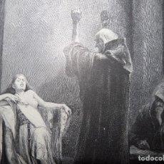 Arte: SCÈNES ET EPISODES DE L'HISTOIRE D'ALLEMAGNE. C. SEIGNOBOS 1898. 33 GRABADOS DE MUCHA Y ROCHEGROSSE. Lote 83421472