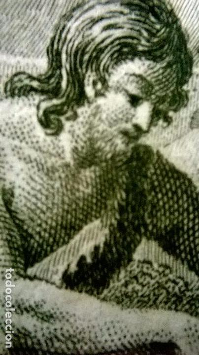 Arte: Grabado antiguo.Medida 18 x 25. - Foto 5 - 83687304