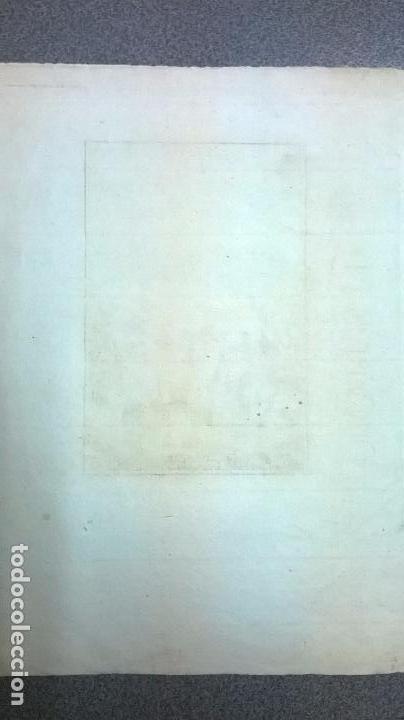 Arte: Grabado antiguo.Medida 18 x 25. - Foto 7 - 83687304