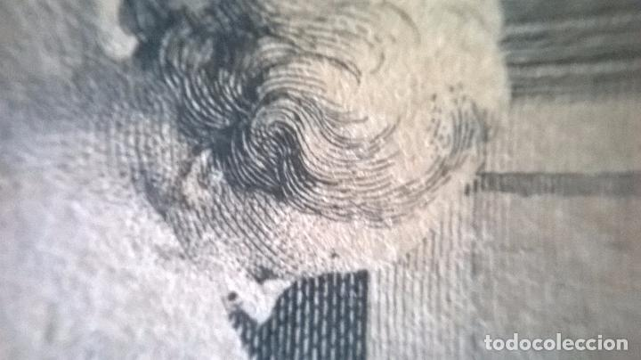 Arte: grabado antiguo.Medida 26x31,5 cm - Foto 7 - 83912124
