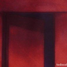 Arte: GRABADO ORIGINAL DE ROSA BIADIU ESTER, LO QUE NO SE VE, 1993. Lote 84186996