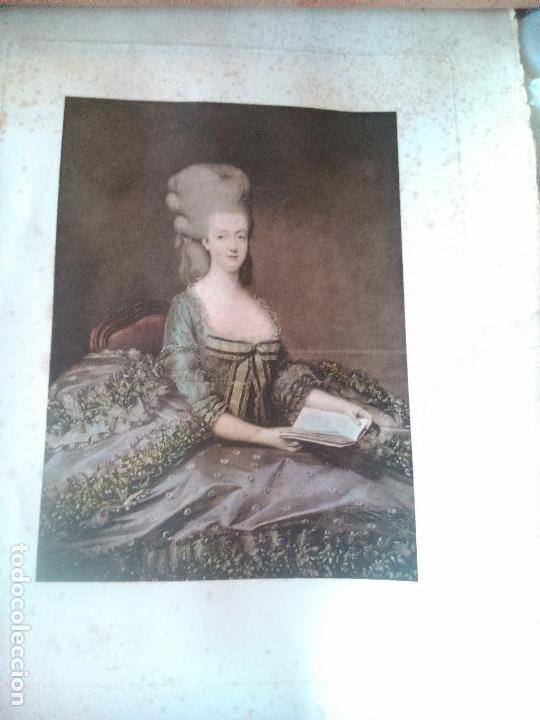 Arte: Lote cinco grabados de mujeres - Foto 10 - 71849871