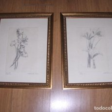 Arte: GRABADOS PUNTA SECA. Lote 87413864