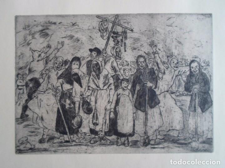 josé gutiérrez solana (1886-1945) entierro de l - Kaufen ...