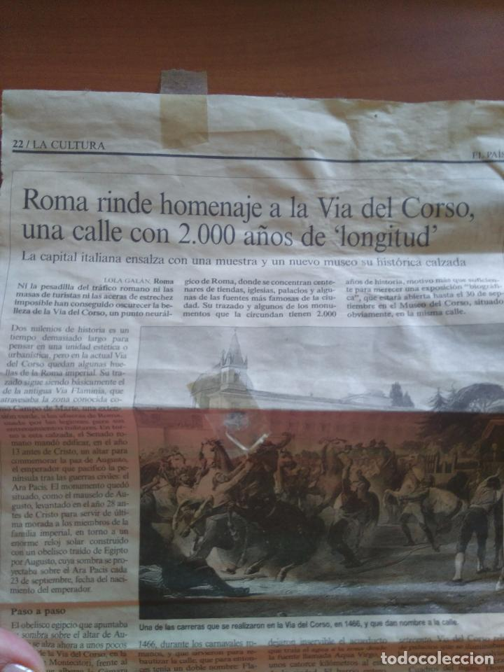Arte: AGUAFUERTE COLOREADO A MANO - Ca 1800 - CON MARCO DE EPOCA - LE CARNAVAL DE ROMA - CORSA DE CAVALLI - Foto 17 - 89312100